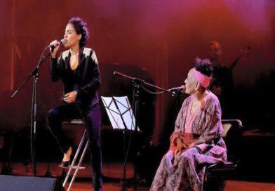 Haydée Milanés presenta el tema Yolanda a dúo con Omara Portuondo