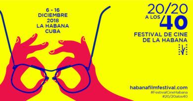 Nuevo nombre para el Festival de Cine de La Habana