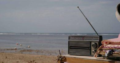 Una radio de verano