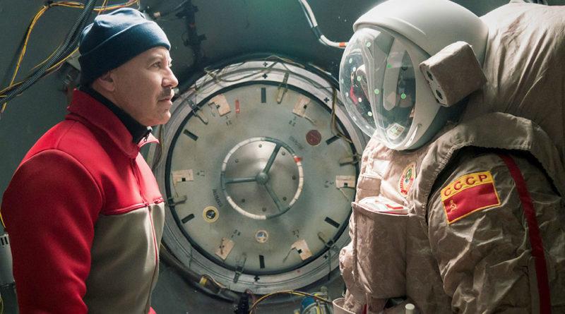 El cosmonauta Serguéi Azimov circunvuela el cine cubano