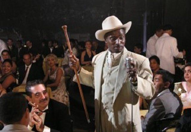 Fotograma de la película El Benny