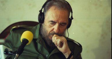 Fidel en la radio