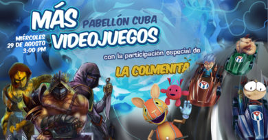 Próximamente nuevos videojuegos cubanos