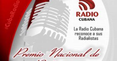 El Premio Nacional de Radio