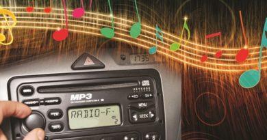 Música en la radio