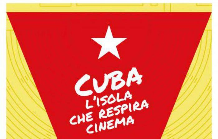 Cuba regresa al Festival Isola del Cinema de Roma en los 60 años del ICAIC