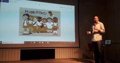 Ernesto Piña en Festival de Animación de Lisboa