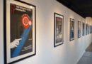 Carteles cinematográficos en Arte en La Rampa