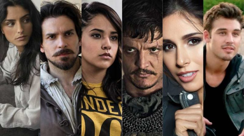Actores Latinos famosos