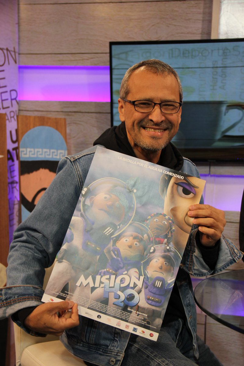 """La nueva aventura en 3D """"Misión H2O"""""""