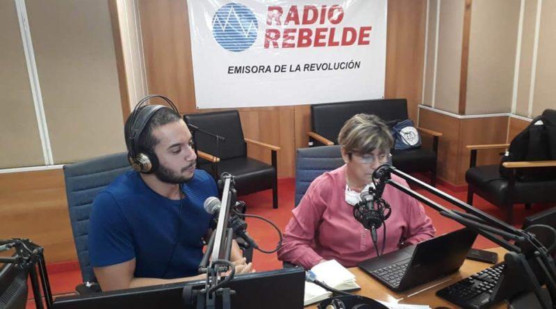 Cabina de Radio Rebelde