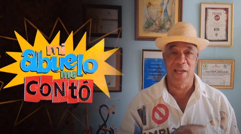 """Participa en el Concurso Infanto Juvenil """"Mi abuelo me contó"""""""
