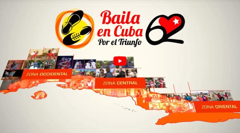 Baila en Cuba por el Triunfo: concurso virtual de baile