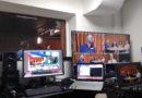 Cabina de control CrearTV