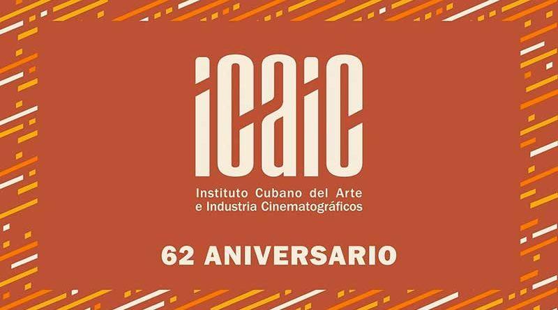 aniversario62, Icaic, CinematecaDeCuba, CubaEsCultura