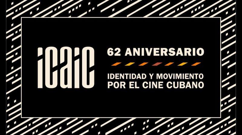 Icaic, 62 aniversario