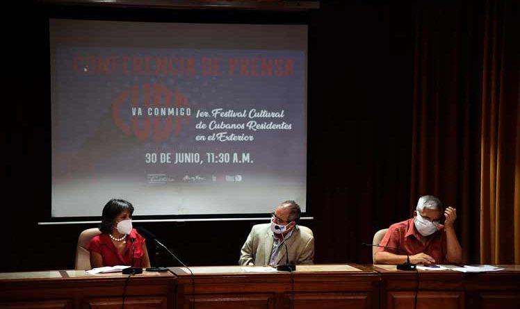 Festival Cultural de Cubanos Residentes en el Exterior