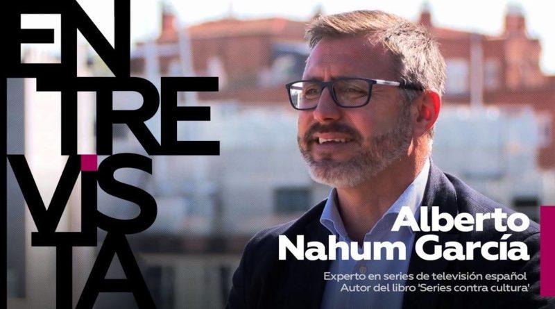 Alberto Nahum García